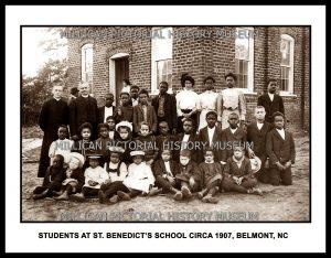 St. Benedict's School, Belmont, NC