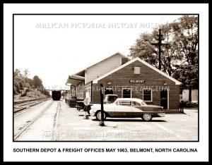 Southern Railway & Depots