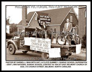 East Belmont Church of GOD, Belmont, NC