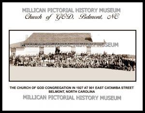 Church of GOD, Belmont, NC