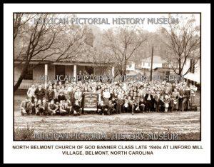 North Belmont Church of GOD, Belmont, NC
