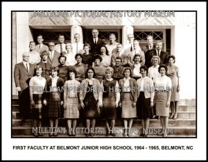 Belmont Junior High School