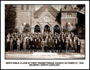 First Presbyterian Church, Belmont, NC