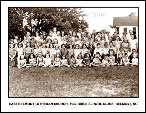 East Belmont Holy Comforter Lutheran Church, Belmont, NC