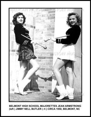 Cheerleaders & Majorettes
