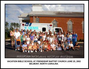 Friendship Baptist Church, Belmont, NC