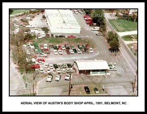Automobile Service Stations, Garages, Body Shops, Dealerships & Used Car Dealers
