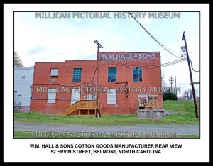 W.M. Hall & Sons, Belmont, NC