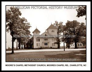 Moore's Chapel Methodist Church, Charlotte, NC