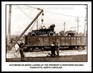 Piedmont & Northern Railways & Depots