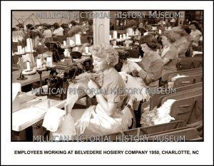 Belvedere Hosiery Company, Charlotte, NC