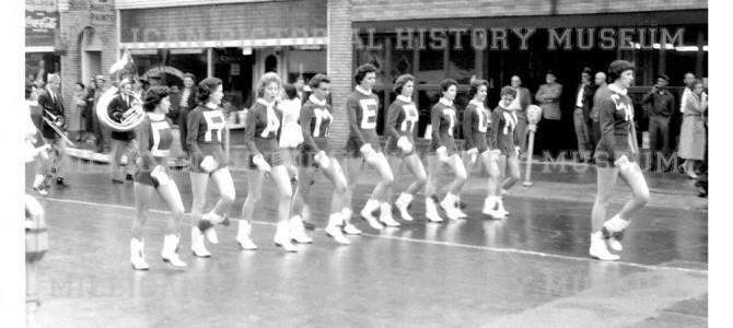 1958 Christmas Parade, Gastonia, NC