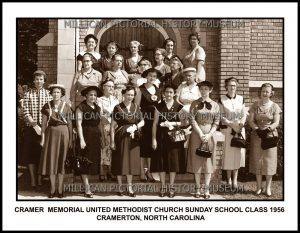 Cramer Memorial United Methodist Church, Cramerton, NC