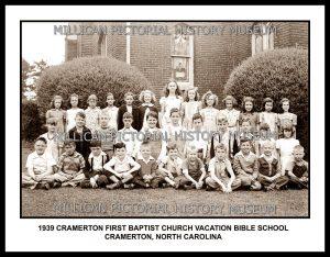 First Baptist Church, Cramerton, NC