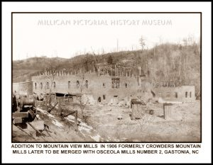 Mountain View Mills, Gastonia, NC