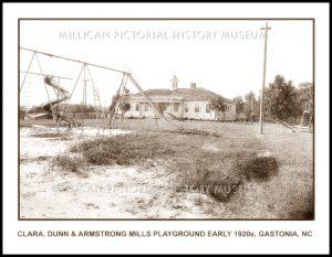 Clara, Dunn & Armstrong Mills, Gastonia, NC