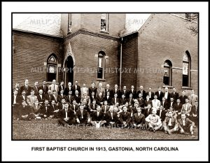 First Baptist Church, Gastonia, NC