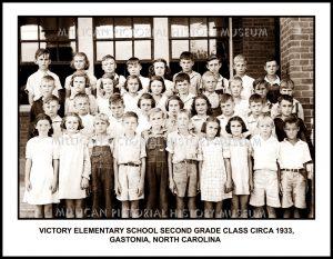 Victory Elementary School, Gastonia, NC