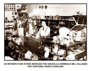 Osceola Cotton Mill