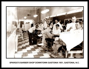 Barbers, Barber Shops, Hairdressers & Beauty Shops