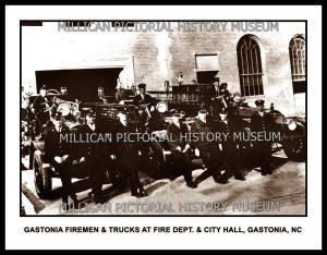 Firemen & Fire Departments