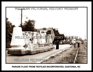 Textiles Incorporated, Gastonia, NC