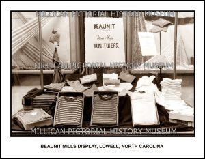 Beaunit Mills, Lowell, NC