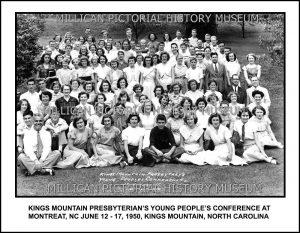 King's Mountain Presbyterian Church, King's Mountain , NC