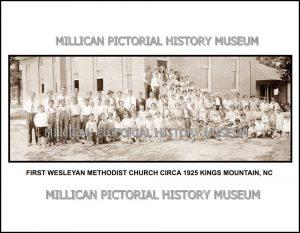 First Wesleyan Methodist Church, Kings Mountain, NC