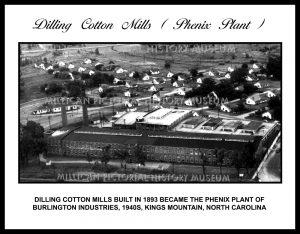 Phenix Plant of Burlington Industries