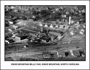 Kings Mountain Mills, Kings Mountain, NC