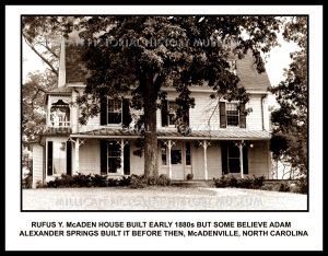 McAdenville, NC