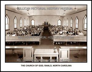 The Church of GOD, Ranlo, NC