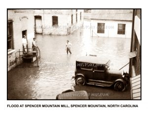Spencer Mountain Mill