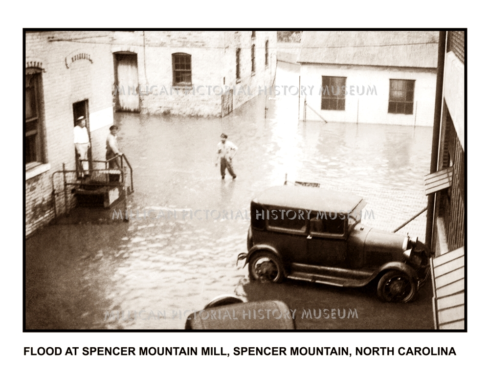 Spencer Mountain Mill