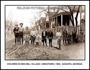 King Mill Village, Augusta, Georgia