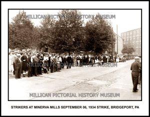 Minerva Mills, Bridgeport, PA.