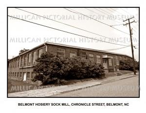 Belmont Hosiery Sock Mill