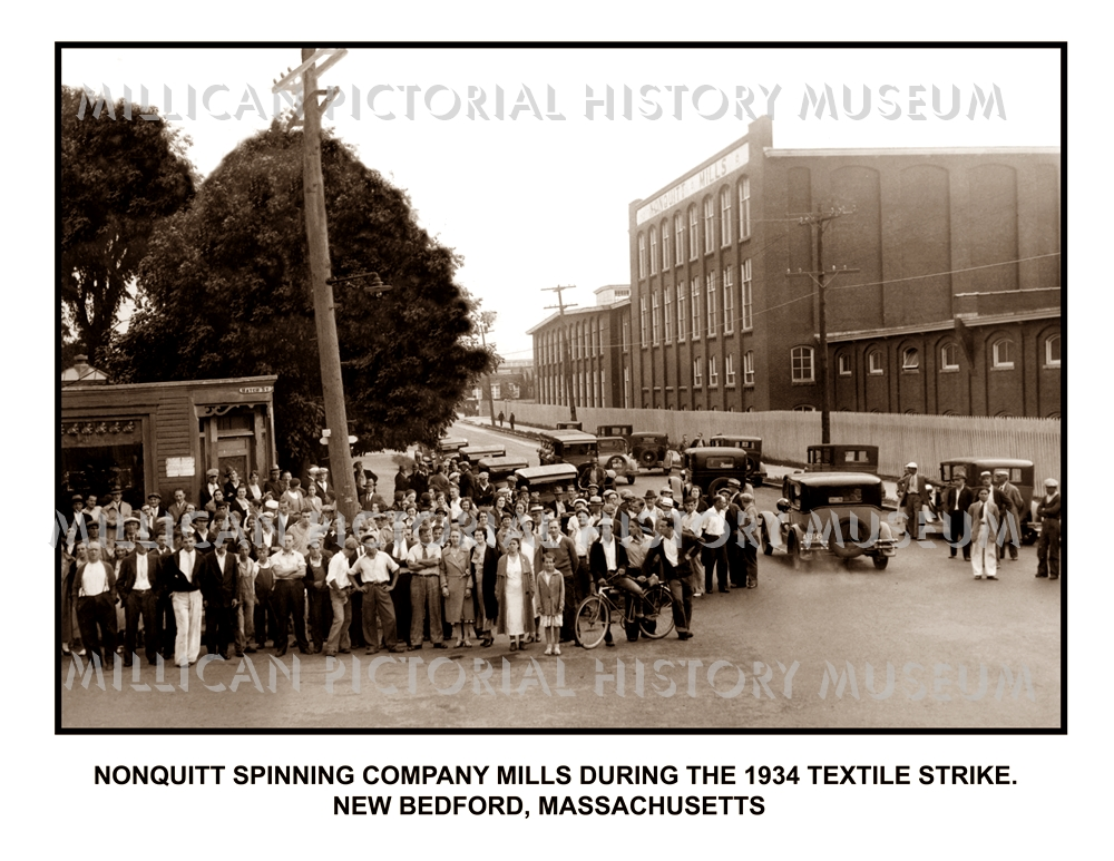 Nonquitt Spinning Company Mills