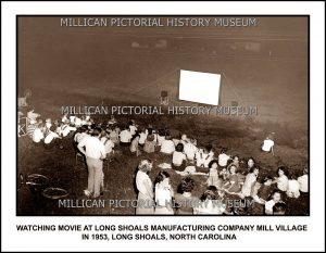 Long Shoals Manufacturing Company , Long Shoals, NC