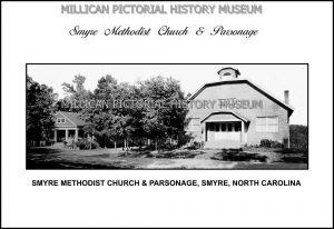 Smyre Methodist Church, Smyre, NC