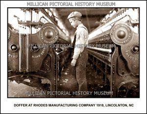 Rhodes Manufacturing Company, Lincolnton, NC
