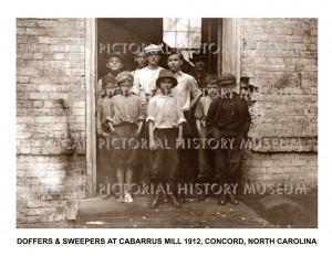 Cabarrus Mill