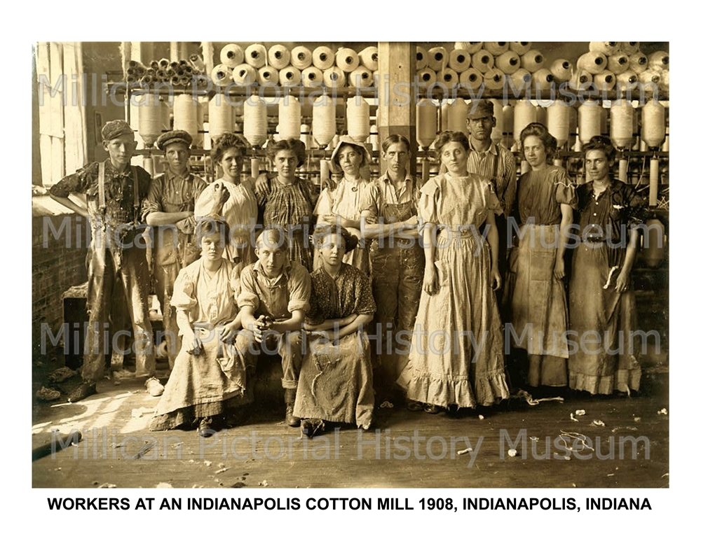 Indianapolis Cotton Mill