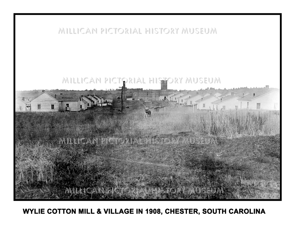 Wylie Cotton Mill
