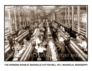 Magnolia Cotton Mill