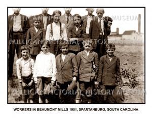 Beaumont Mills