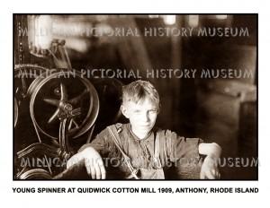 Quidwick Cotton Mill