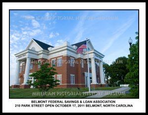 Belmont Federal Savings & Loan Association, Belmont, NC