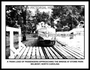 Stowe Park Train